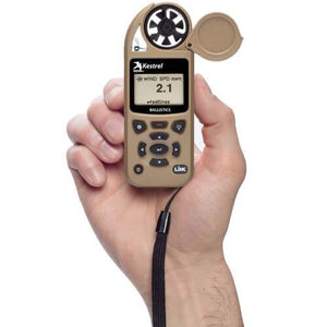 Kestrel 5700 Ballistics Weather Meter (with LiNK) in hand