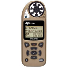 Kestrel 5700 Ballistics Weather Meter (with LiNK) front view