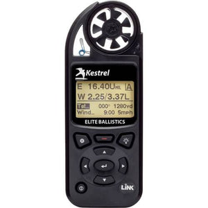 Kestrel 5700 Elite Weather Meter with Applied Ballistics front view