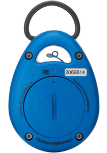 Kestrel DROP D3 Wireless Temperature, Humidity & Pressure Data Logger (compatible with iOS & Android) Rear View
