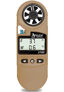 Kestrel 2700 Ballistics Weather Meter [PRE-ORDER]