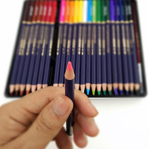Painting Accesories - Colored Pencil Set (12/24/36/48/72 Colors)