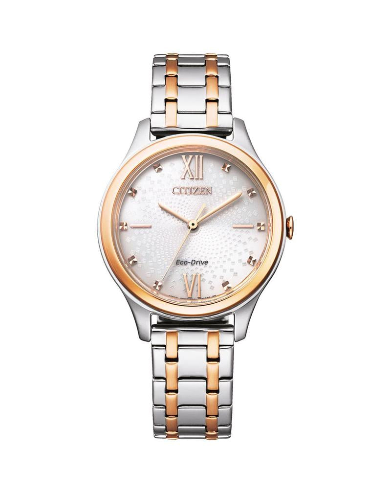 CITIZEN LADIES ECO-DRIVE EM0506-77A