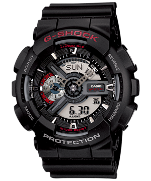CASIO G-SHOCK GA-110-1ADR