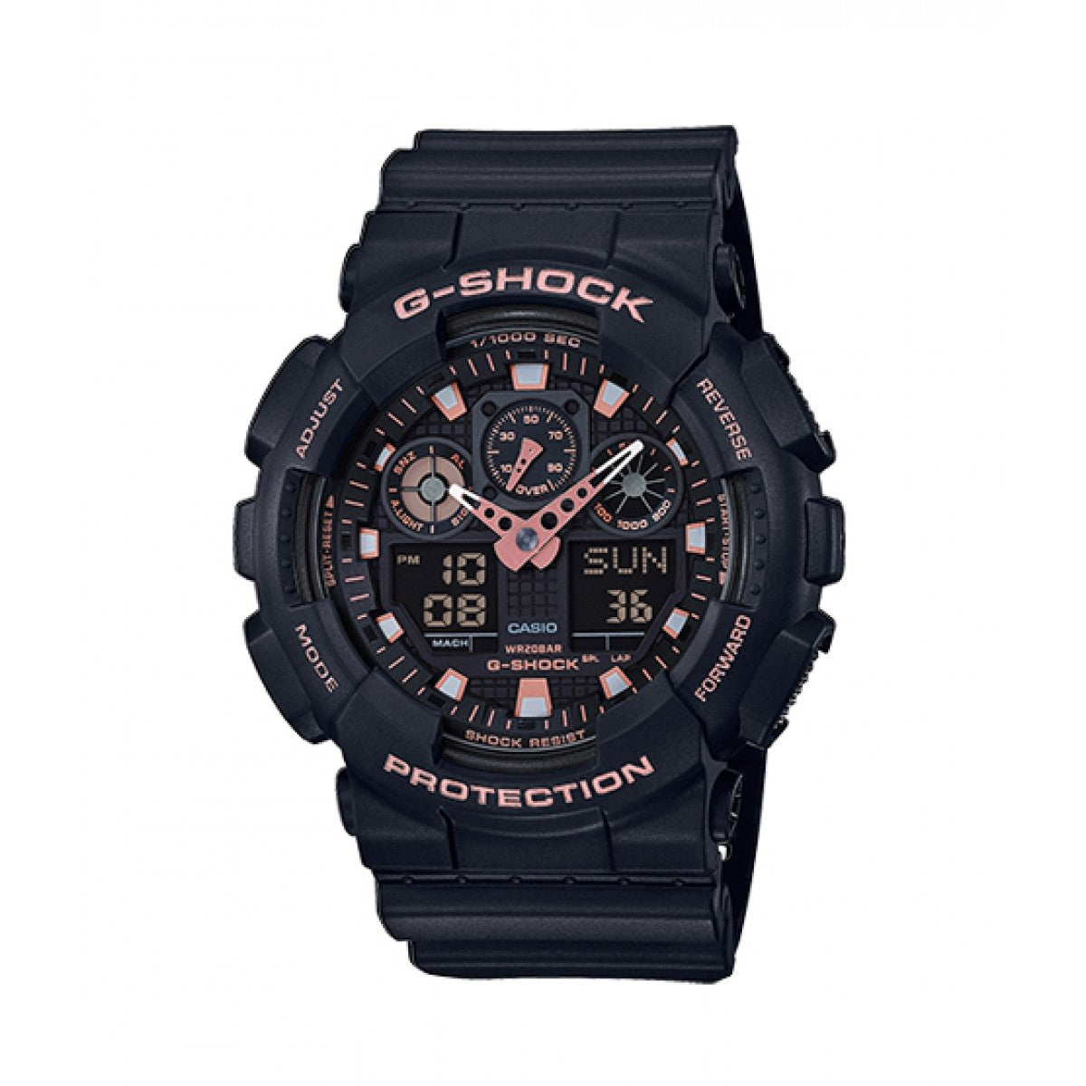 CASIO G-SHOCK GA100GBX-1A4