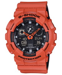 CASIO G-SHOCK GA100L-4A