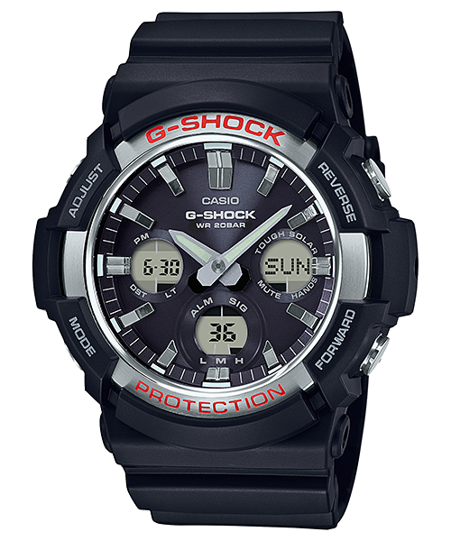 CASIO G-SHOCK GAS-100-1ADR