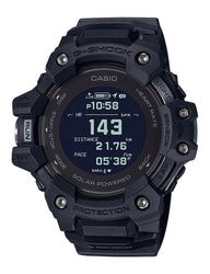CASIO G-SHOCK G-SQUAD GBDH1000-1D equipped with heart rate monitor and GPS