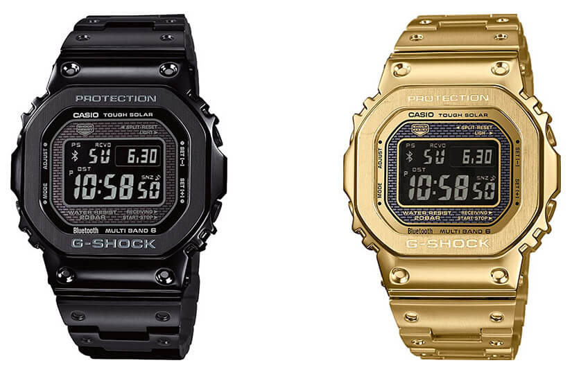 CASIO G-SHOCK GMWB5000GD-9