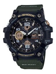 CASIO G-SHOCK MASTER OF G SERIES  GSG100-1A3