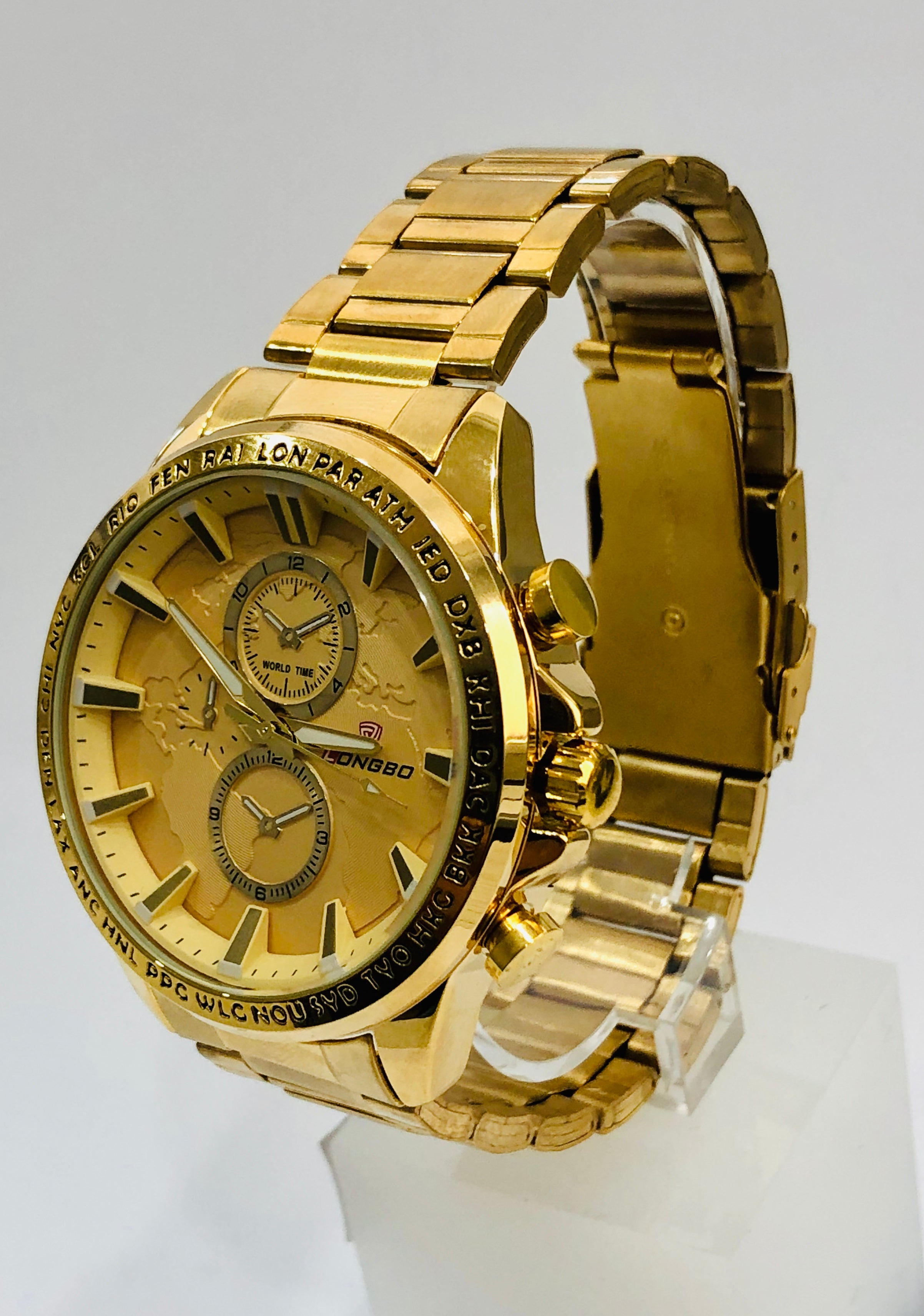 Men's Dress Watch Japanese Quartz Movement  - 008