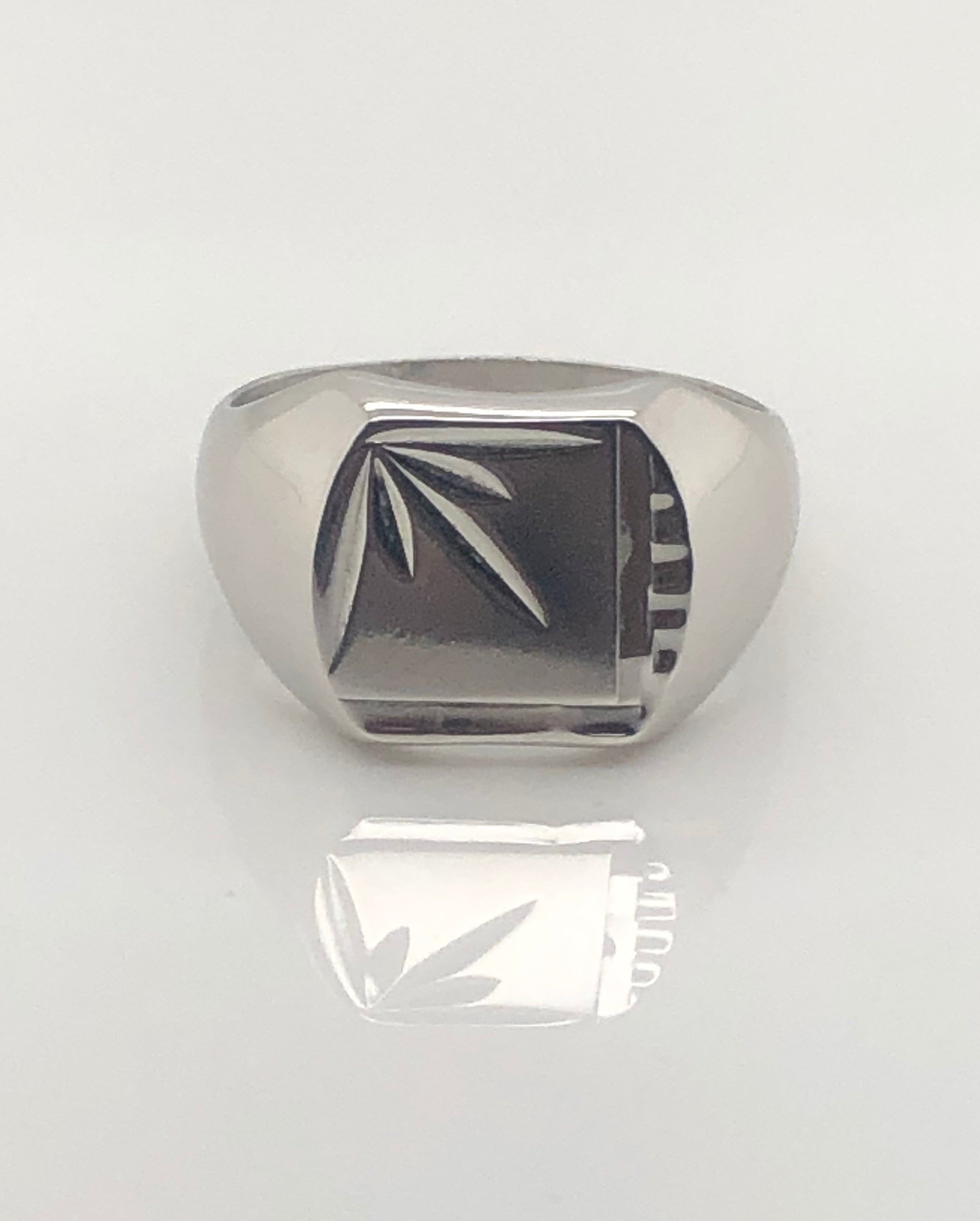 Gents Sterling Silver Ring 001