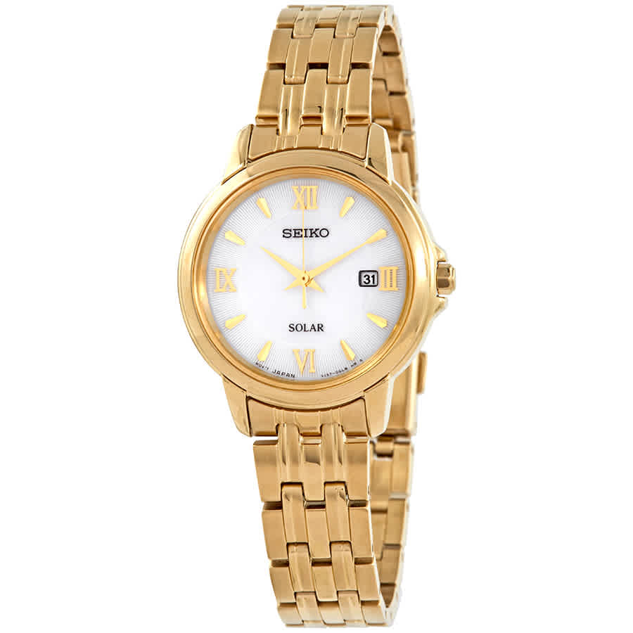 SEIKO  LADIES SOLAR SUT350