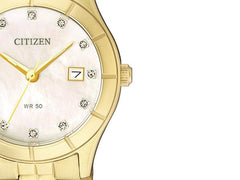 CITIZEN QUARTZ EU6042-57D