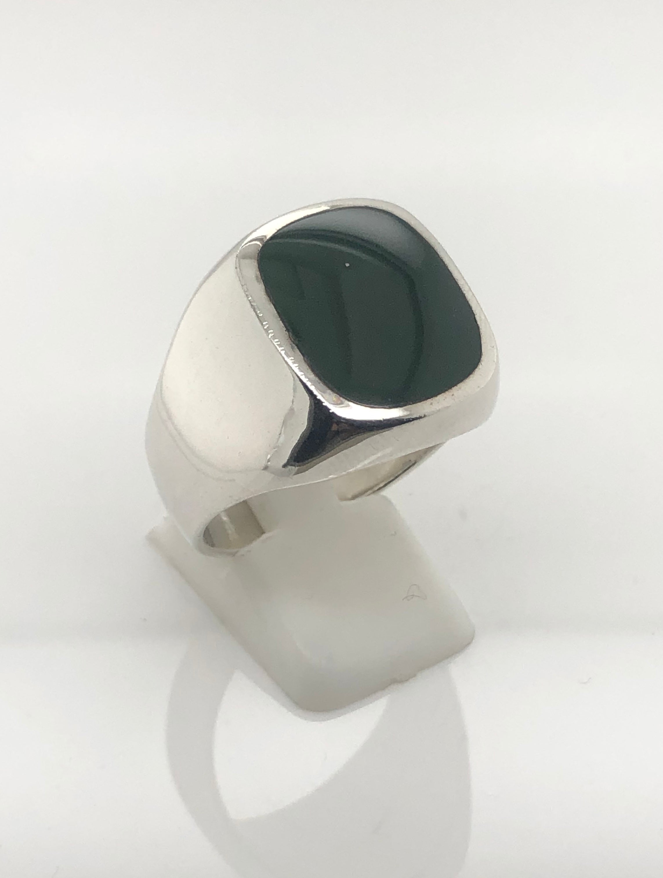 Gents Sterling Silver Ring 013