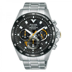 Pulsar Solar PZ5103X Chronograph WR100M Mens Watch