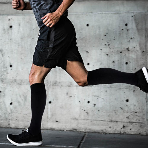 The Right Way to Wear Compression Socks