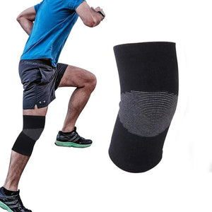 Bamboo Compression Pain-Relief Knee Brace (1-Pair)