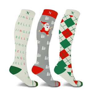 I'M LOVIN' IT COMPRESSION SOCKS (3-PAIRS)
