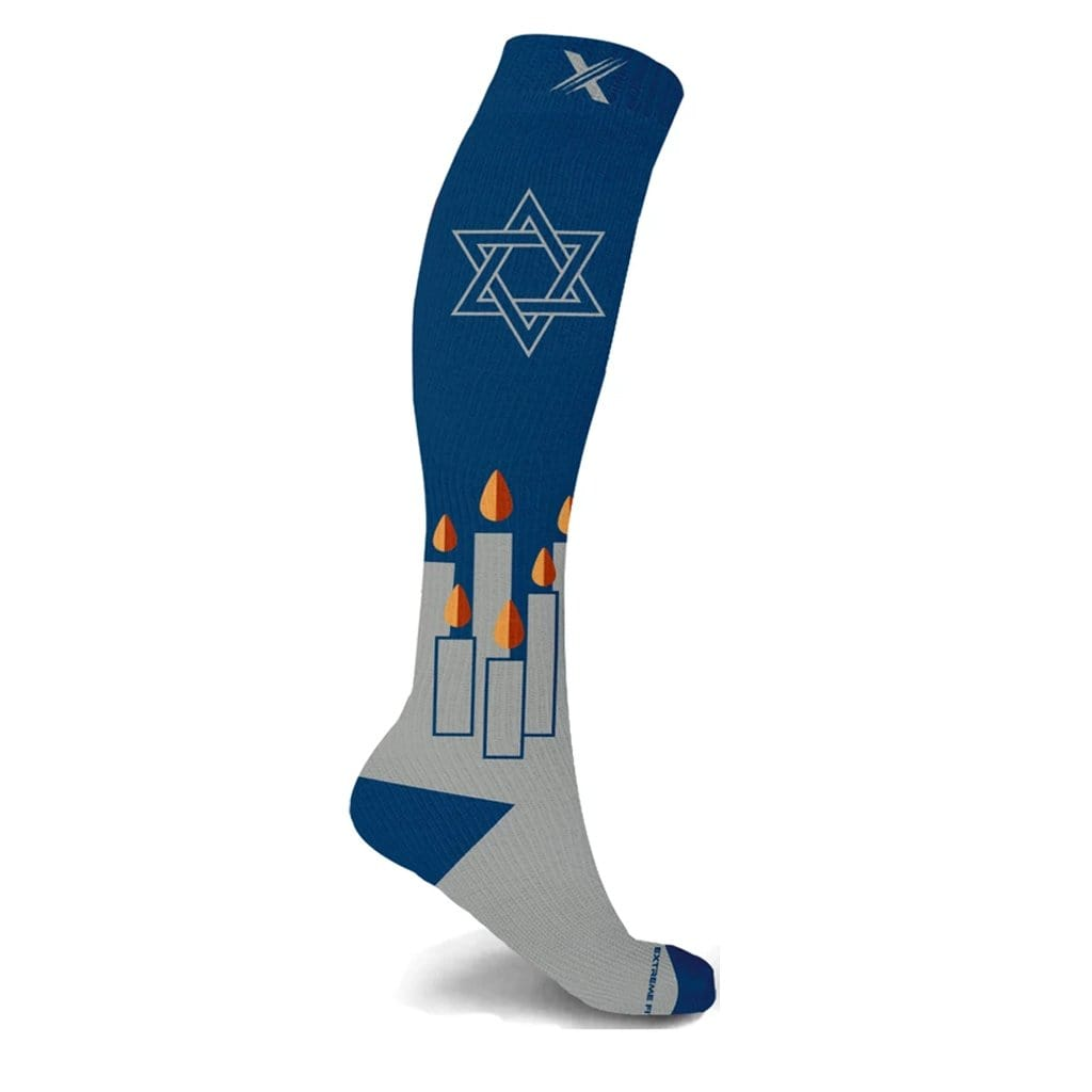 THE MAGEN DAVID COMPRESSION SOCKS