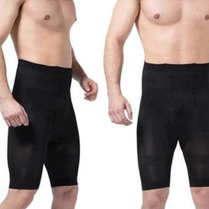 Men's Slimming Compression and Body-Support Underpants