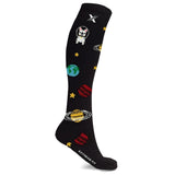 Dogs On The Moon Socks (1-Pair)