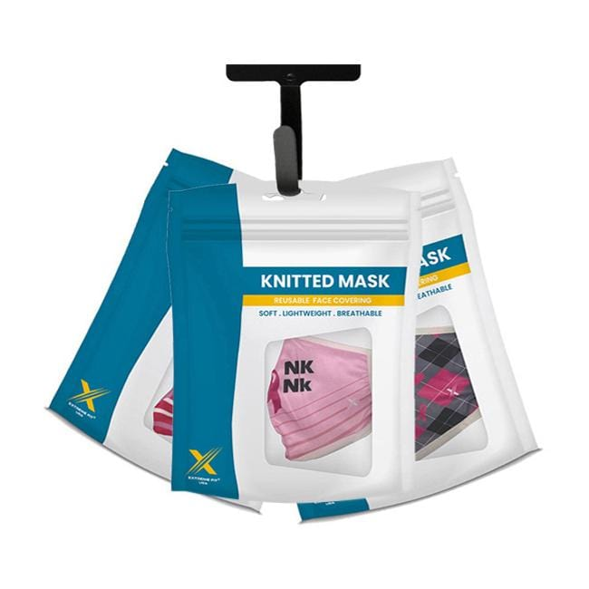 3 PACK Cloth Masks - Think Pink Limited Collection