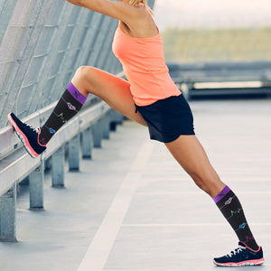 BCA COLLECTION COMPRESSION SOCKS