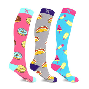 MUNCHIES COMPRESSION SOCKS