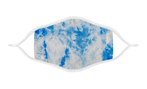 ICE DYE - Reusable Dual Layer Face Mask , Non-Medical