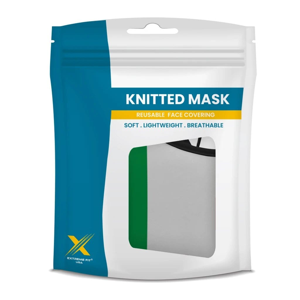 Ireland Flag (3-Pack) - Washable & Reusable Cloth Masks