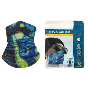 Neck Gaiter - Starry Night