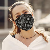 Paisley Prints (3-Pack) - Washable & Reusable Cloth Masks