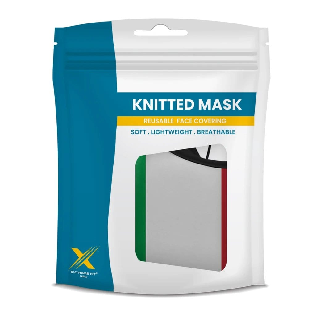 Italy Flag (3-Pack) - Washable & Reusable Cloth Masks