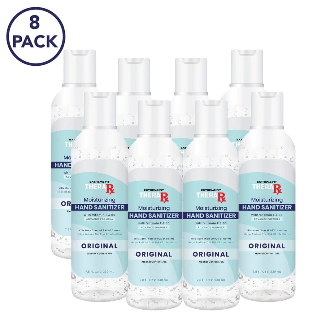 Thera Rx Hand Sanitizer (8-Pack)
