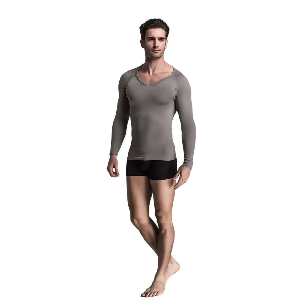 Men's Compression Long-Sleeve