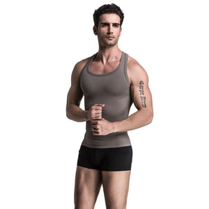 Men's Slim Compression Tank Top