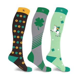 THE ST. PATTY'S DAY COLLECTION (3-PAIRS)