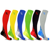 PRIZM COMPRESSION SOCKS (6-PAIRS)