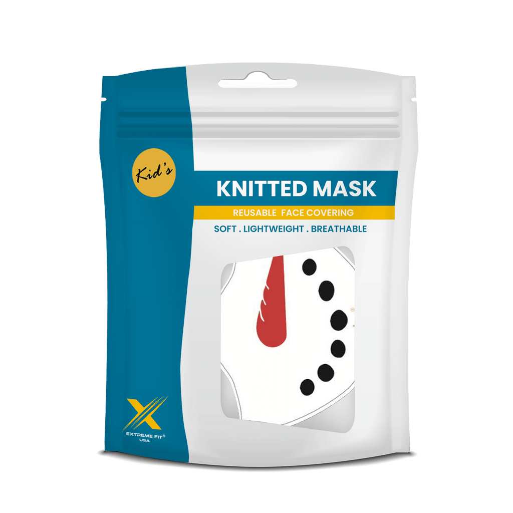 Kid's Frosty's Face Set - Cloth Masks, Non-Medical (3-Pack)