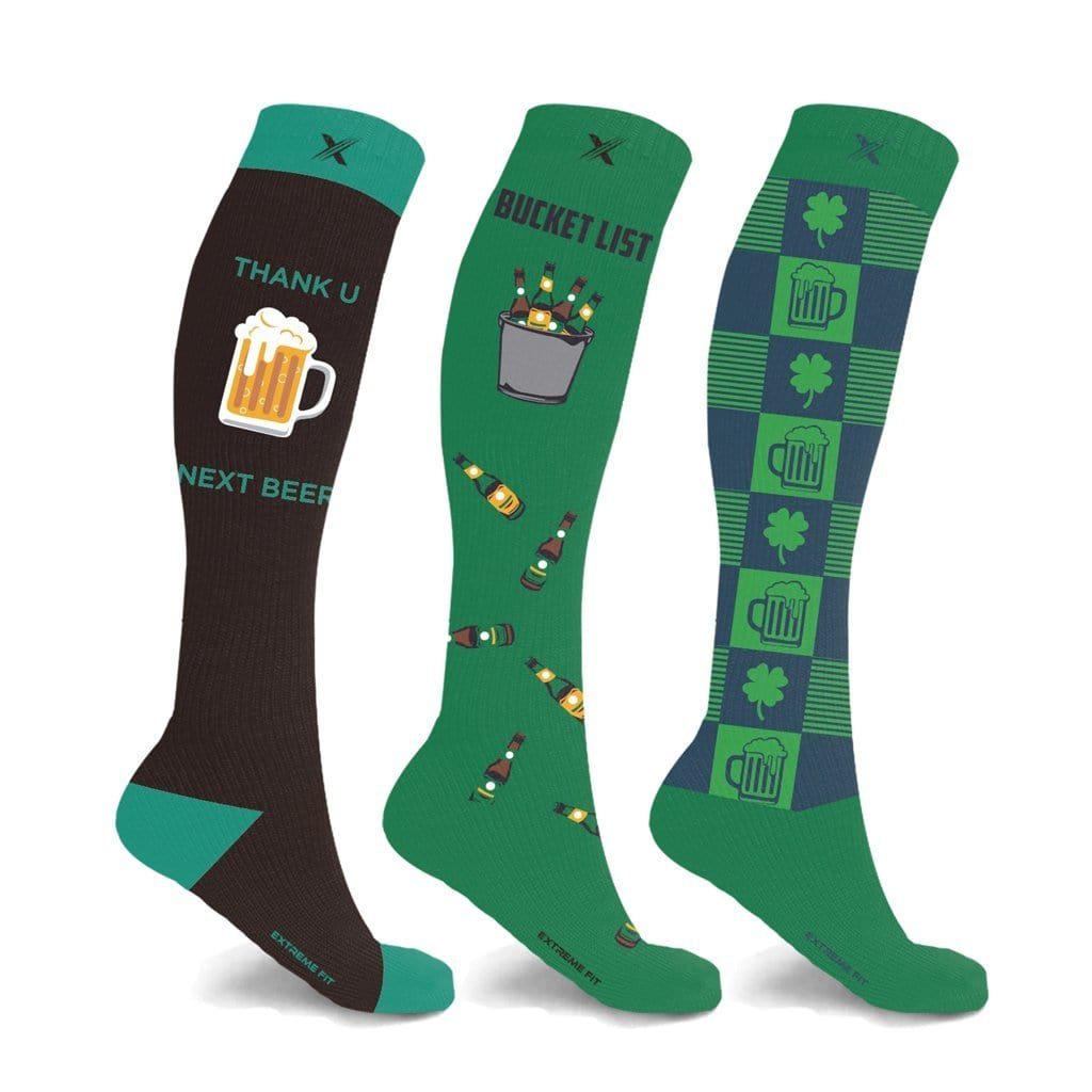 ST. PATRICK'S DAY ESSENTIALS (3-PAIRS)