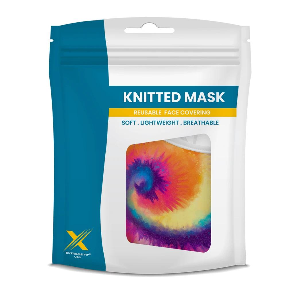 Tie-Dye (3-Pack) - Washable & Reusable Cloth Masks