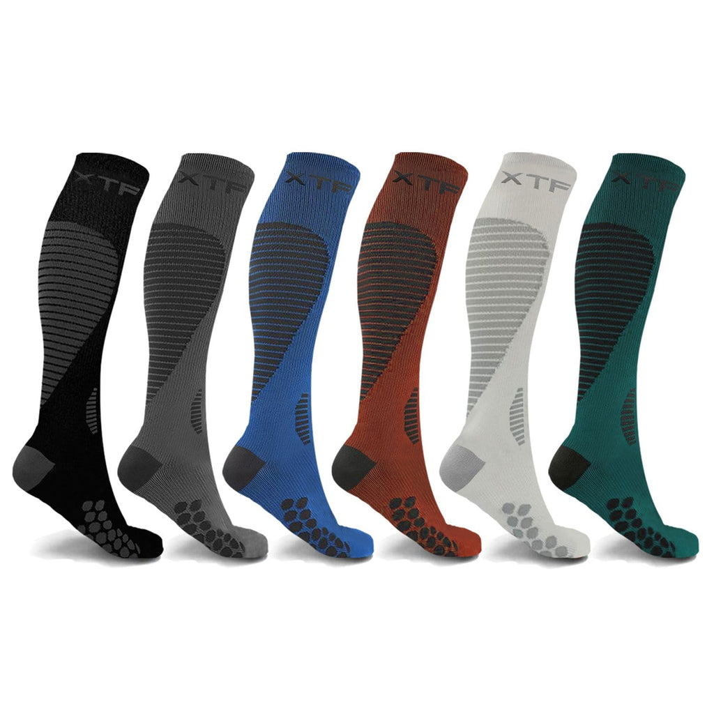 TARGETED COMPRESSION SOCKS (6-PAIRS)