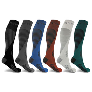 TARGETED COMPRESSION SOCKS //6-PACK