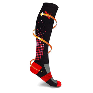 HIGH INTENSITY COMPRESSION SOCKS