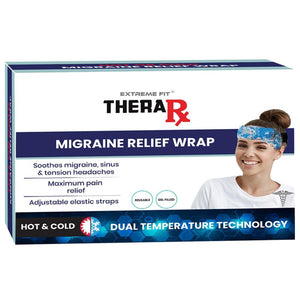 TheraRx Migraine Relief Wrap, Hot & Cold
