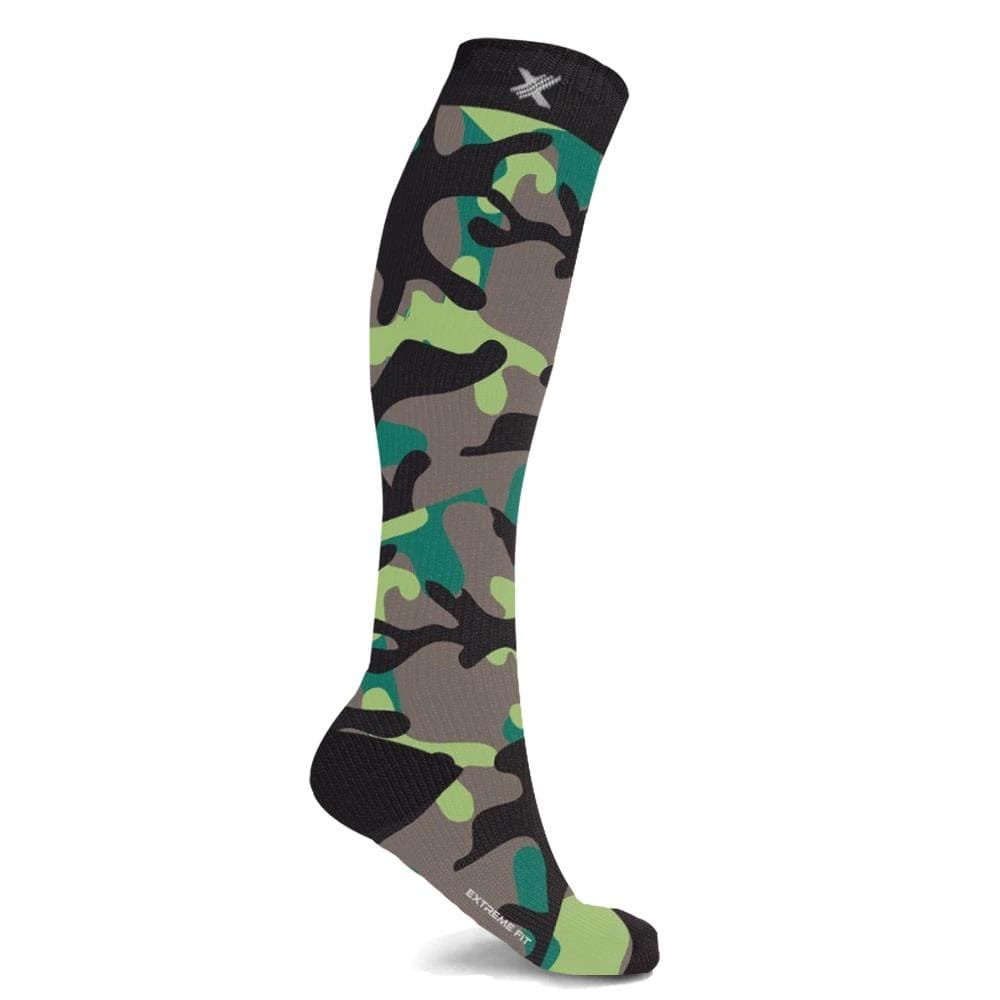 CAMO COMPRESSION SOCKS