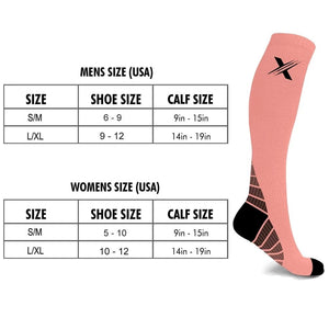 BEVERLY HILLS COMPRESSION SOCKS (6-PAIRS)
