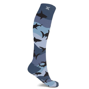 SHARK COMPRESSION SOCKS