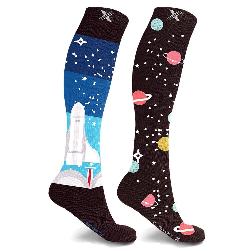 mmV1 SPACEx COMPRESSION SOCKS